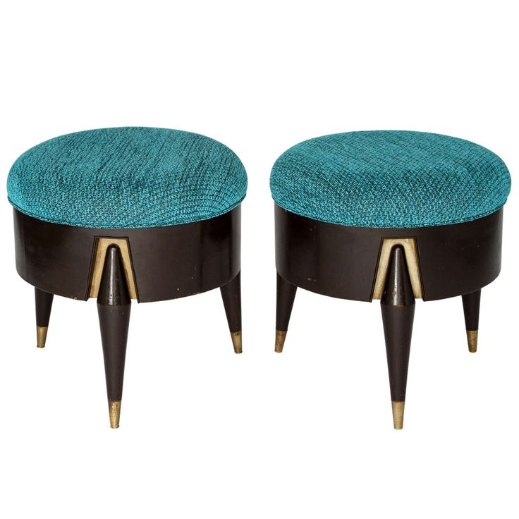 1000 Ideas About Upholstered Stool On Pinterest Diy