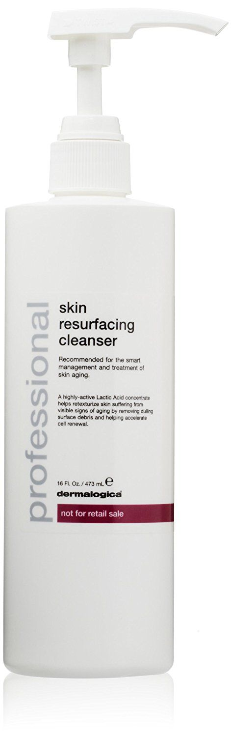 Dermalogica Skin Resurfacing Cleanser, 16 Fluid Ounce ** Want additional info? Click on the image. (This is an affiliate link and I receive a commission for the sales)
