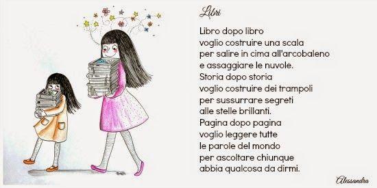 Poesia e illustrazione ,Leonardo ,monila handmade