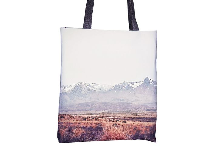 """Tote Bag - """"Desert Peaks"""" http://www.lawleypop.ca/shop/product/tote-bag-desert-peaks/ OFFICIAL LAWLEYPOP MERCHANDISE #allover #full #seamless #doublesided #print #printed #printing #lawleypop #lwleypop #lawleypopdesign #lawleypopmerch #fashion #accessories #style #bags #totes #totebags #handbags #shoulderbags #chic #street #urban #unique #custom #photography #landscape #nature #desert #dry #mountain #top #peak #snow #field #wheat #sand #empty #isolated #quiet #label #logo #brand #free"""