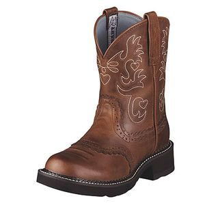 fat baby boots   Ariat Women's Fat Baby Saddle Boots - Mills Fleet Farm love these. I have this exact pair