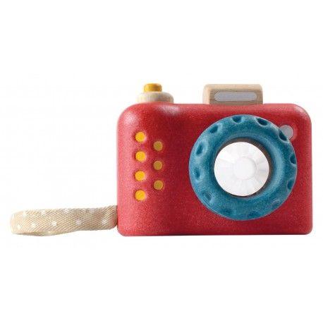 Můj první fotoaparát