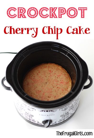 How To Make Cherry Chip Cake Mix Better