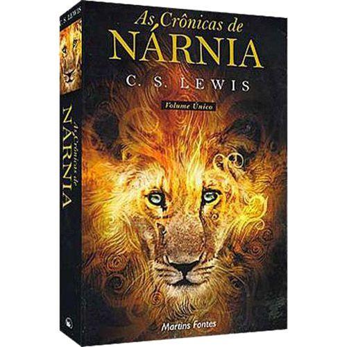 Livro - As Crônicas de Nárnia - Volume Único
