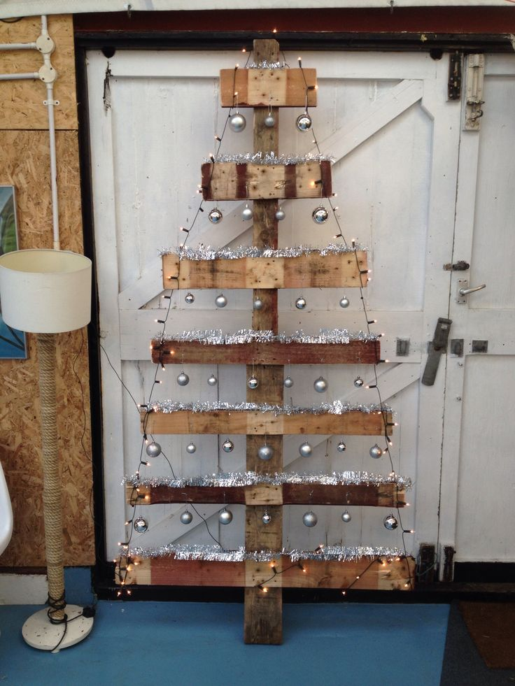 Pallet christmas