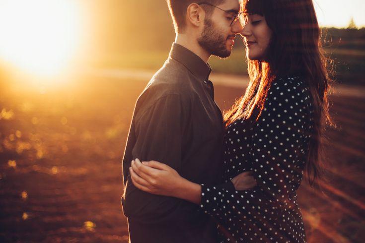 Ensaio no nascer do sol: Luiza + Heitor - Berries and Love