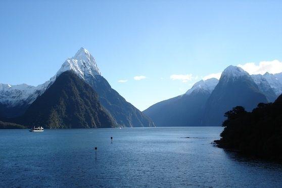 MilfordSound - Nouvelle Zelande - (c) Wikikiwiman
