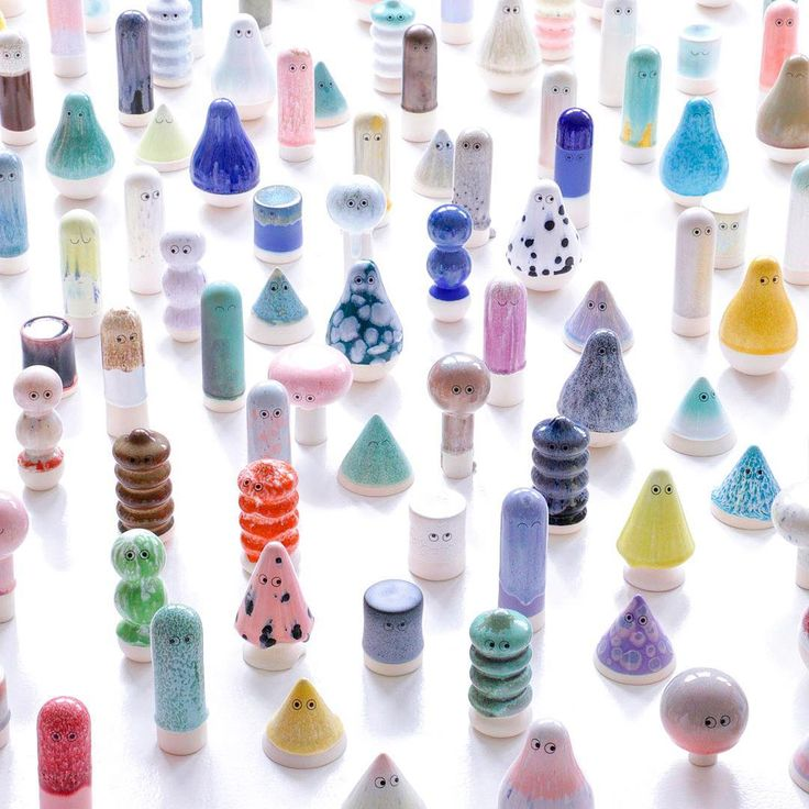 We are super excited to present a new sister & brotherhood of small Japanese Shinto inspired figurines - distant relatives of our Ghost family.Let your home be inhabited by these small spirits - collect your personal favourites and stack them on book shelves, or gift your friends with a unique present.Each Familia is hand-cast using a time consuming and complicated technique in massive, heavywhite porcelain which has taken us years to develop.The figurine is then glazed in our wide…