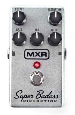 Review: MXR Super Badass Distortion Pedal | Guitar World