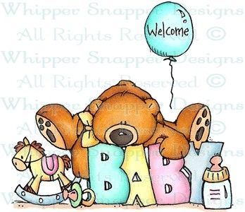 A Blessing from Heaven - Baby Images - Baby - Rubber Stamps - Shop
