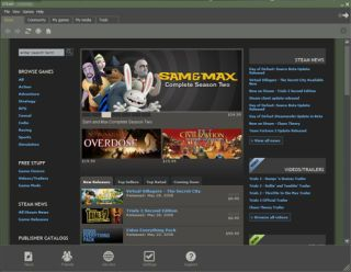 Valve – s Steam Cloud Brings Cloud Computing to Gaming Masses #steam, #gadgets, #gaming, #pcs, #cloud #computing, #valve, #gizmodo http://louisville.remmont.com/valve-s-steam-cloud-brings-cloud-computing-to-gaming-masses-steam-gadgets-gaming-pcs-cloud-computing-valve-gizmodo/  # In the next update to Valve s Steam client, which distributes and manages PC games, and is probably the best digital distribution setup around (other software companies wish they had a setup half as good), Valve will…