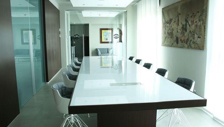 Bellissima suite senior, la sala riunioni più prestigiosa del business center
