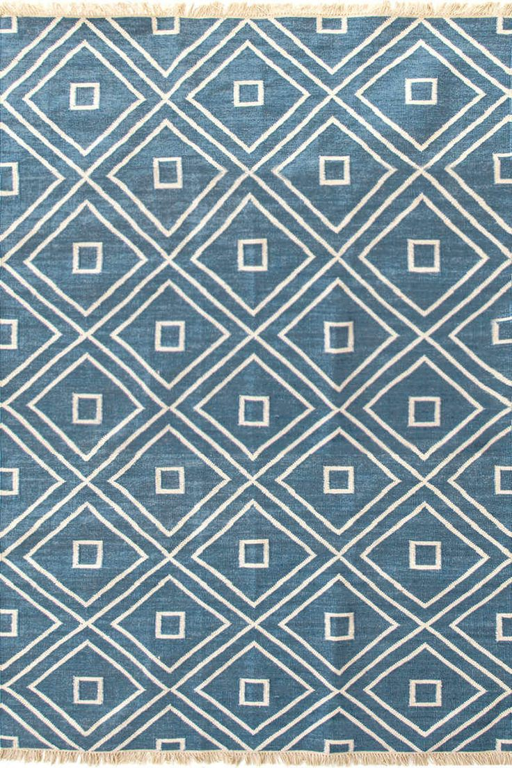 Give your favorite space a dash of global glam with our all-new indoor/outdoor area rugs in an African-inspired geometric. Washable and bleachable. Hose down and air dry. Do not machine wash. Do not tumble dry.This rug is available at our warehouse....