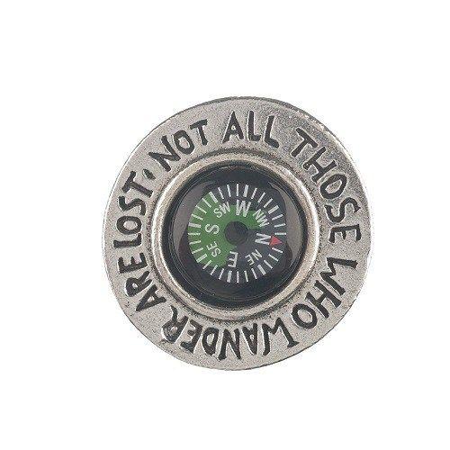 Sentiment Pocket Compass (high school graduation gifts for guys)