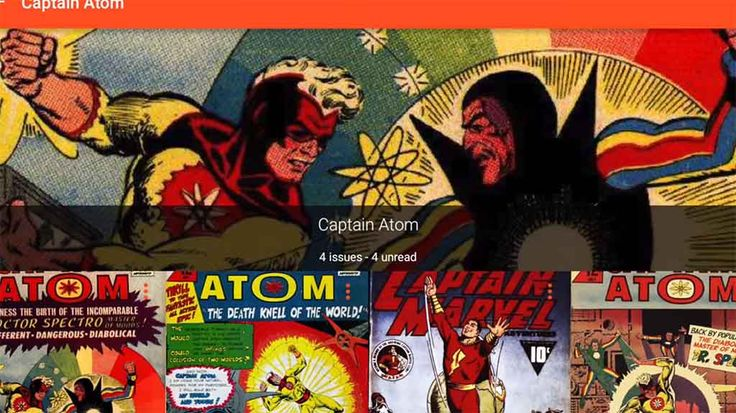 10 best comic book apps for Android