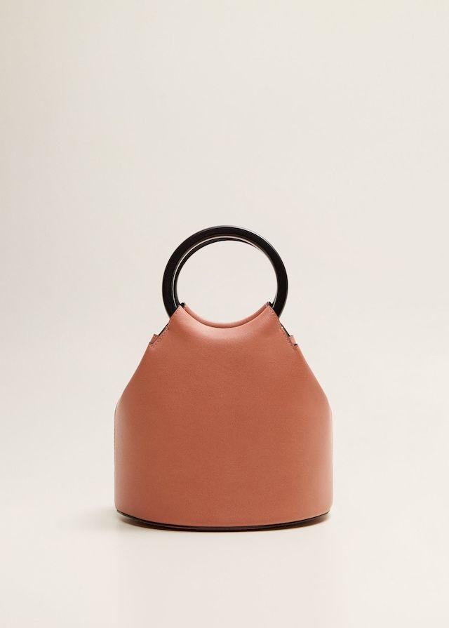 3ee0f9401a66 Сумка с деревянной ручкой - Сумки - Женская | сумки | Wooden handle ...