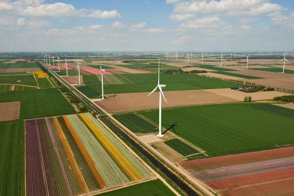 Urk, Flevo Polder, reclaimed land. Wind turbines - Google zoeken