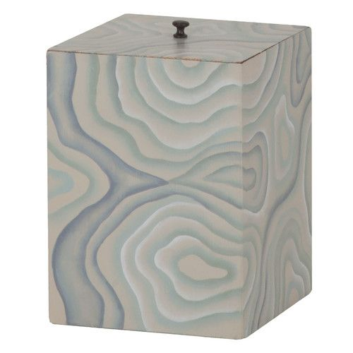 Found it at Wayfair - Newton Aycliffe Wood Trash Can
