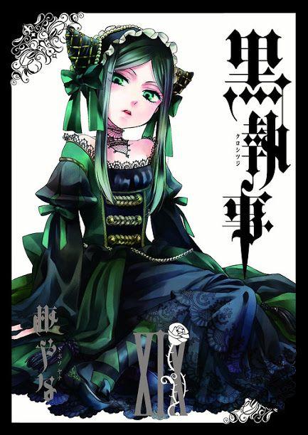 Character: Sieglinde Sullivan. Anime: Black Butler