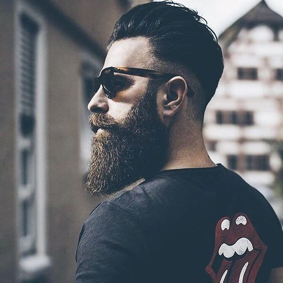 The BEST beard growing style ⋆ Men's Fashion Blog - #TheUnstitchd