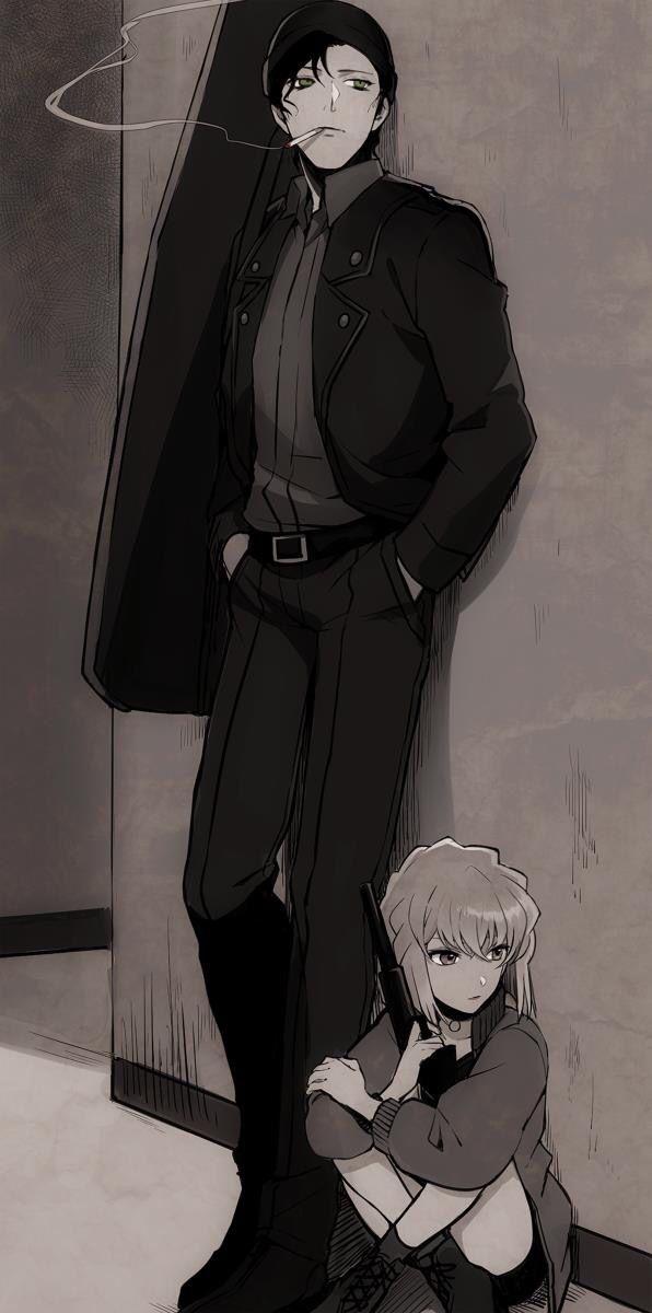 Akai Shuichi & Ai