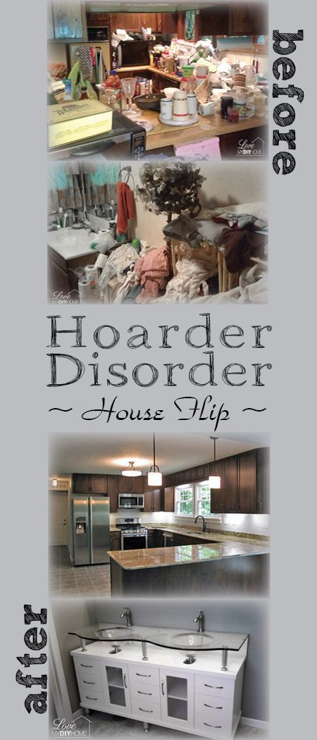 Before and After House Flip – A Look at the Hoarding Disorder