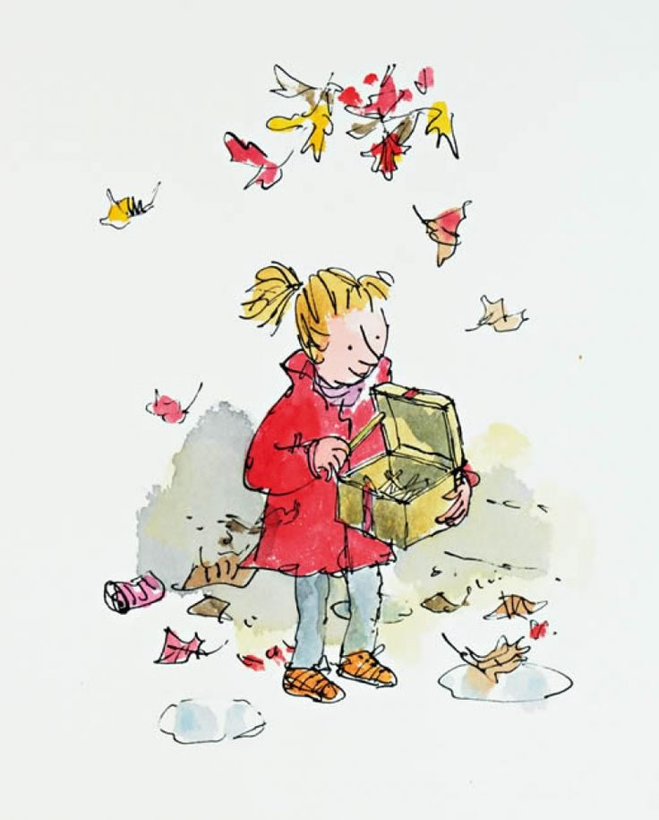 Rosie's Magic Horse by Quentin Blake