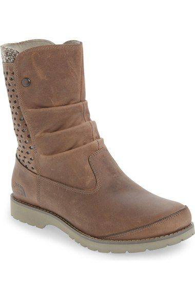 The North Face 'Ballard' Pull-On Boot (Women) available at #Nordstrom