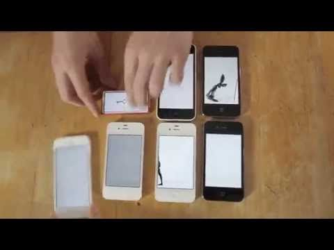 Apple ürünleri ile muhteşem bir animasyon