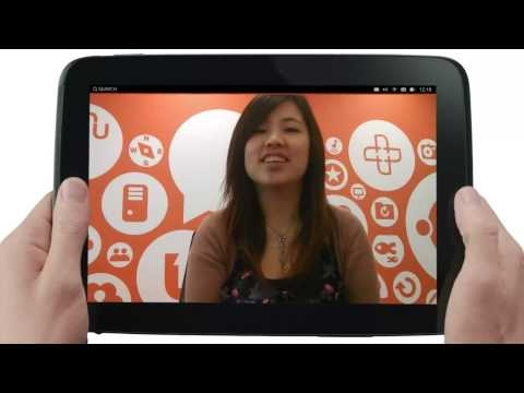 Ubuntu 13.10 PC - Phone - Tablet - TV (Promo)