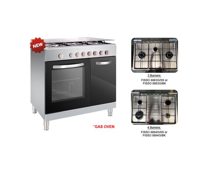 FABER FREE STANDING GAS COOKER