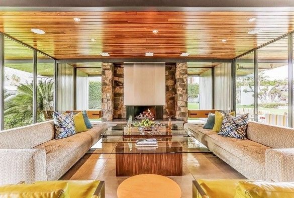 You Can Now Spend the Night in Leonardo DiCaprio's House via @domainehome