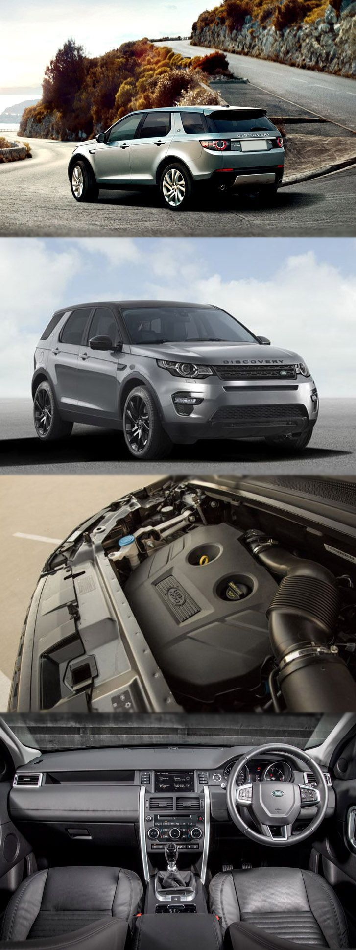 Cool land rover 2017 a big splash by the new land rover discovery