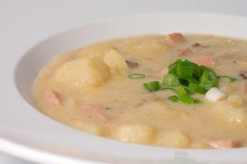 Weight Watchers Potato Soup