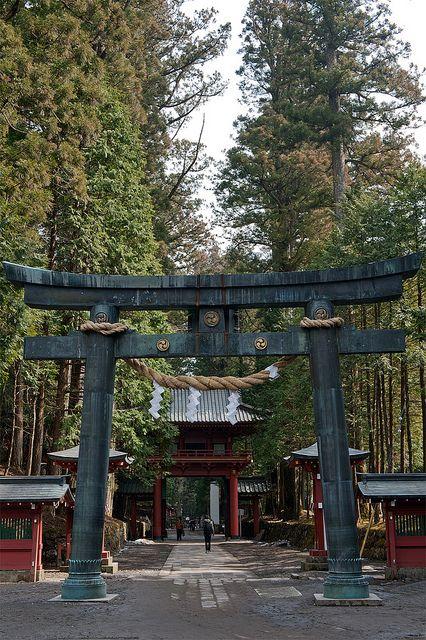 Sanctuaires et temples de Nikkō