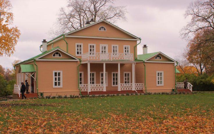 Усадьба Лермонтова, Тарханы + старообрядческое село Поим