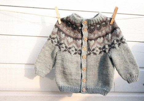 10 Free Knitted Sweater Pattern For Boys - The Lavender Chair