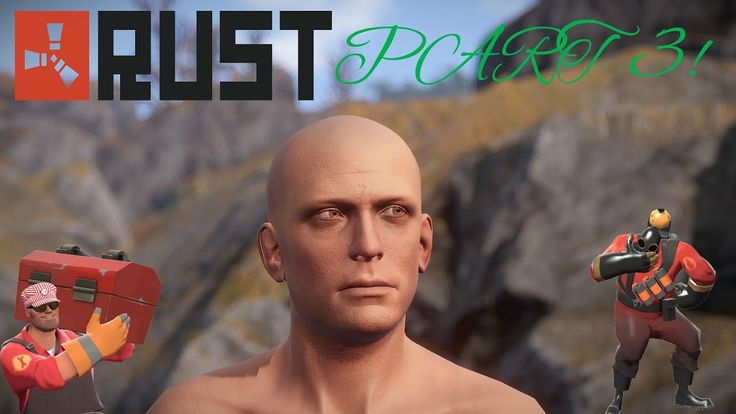 Surviving In RUST]-[Part 3!] Starting a New!