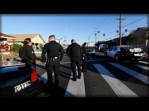LAPD GEARING UP FOR RIOTS ON ELECTION OUTCOME - YouTube
