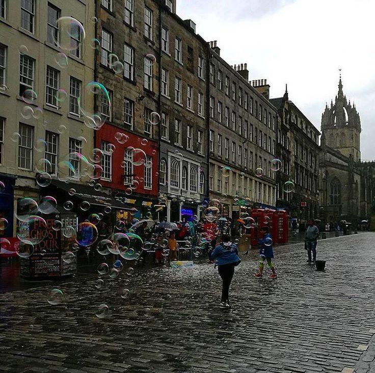 Édimbourg Écosse