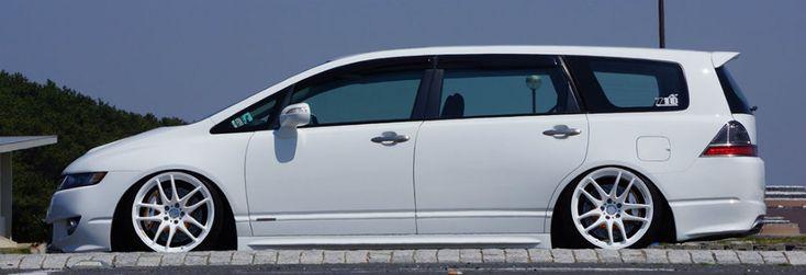 101 Modified Cars - Modified Honda Odyssey