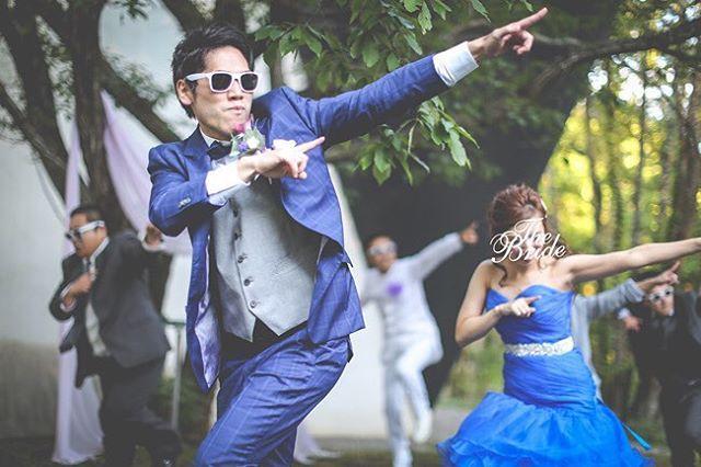 結婚式でサプライズがしたくて#フラッシュモブ #ブログ にも書きました #ランニングマン #flashmobs #三代目