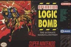 Complete Operation Logic Bomb - SNES