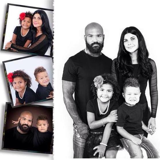Ryan Ford, MMA, beautiful family! Edmonton, Alberta