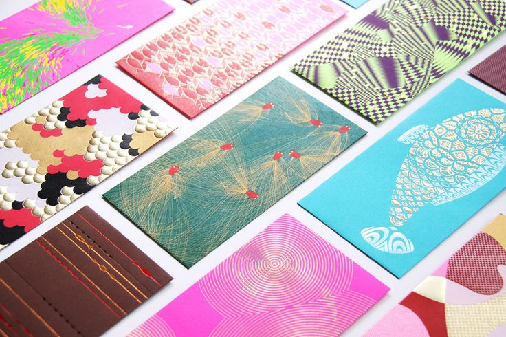 Fishion Chinese New Year Pocket by BLOW Graphic design