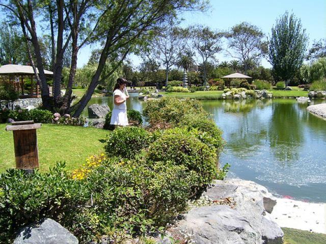Jardín del Corazón (Kokoro No Niwa) o Parque Japonés La Serena (Chile) #sinbadtrips | Sinbad