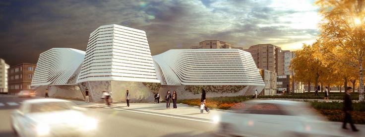 Daegu Gosan Public Library by Disguincio & Co + OPENSYSTEMS-13