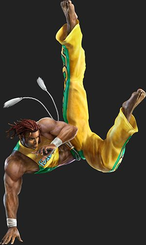 Eddy Gordo - Tekken my favourite character!