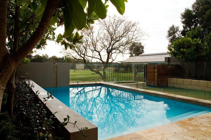 Pool Pump House Fern | Tim Davies Landscaping