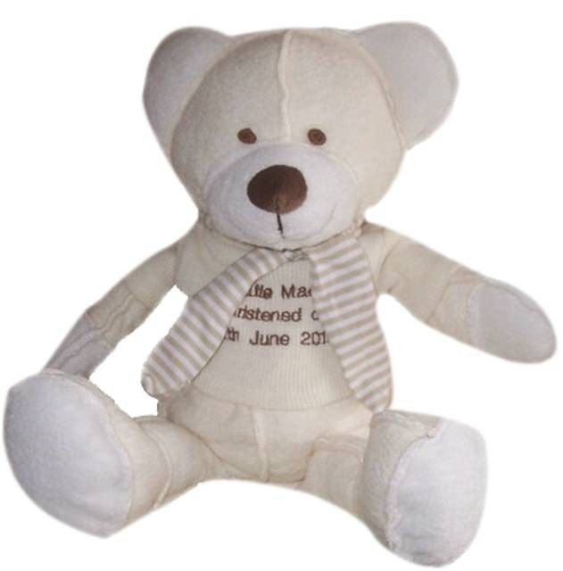 Snuggles Personalised Teddy Bear - Kids Toys - New Born Gifts by CraftSuppliesShops on Etsy